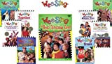 Wee Sing Complete DVD Collection (9 Discs)