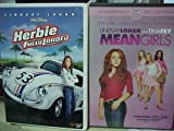 Herbie Fully Loaded , Mean Girls : Lindsay Lohan 2 Pack Collection