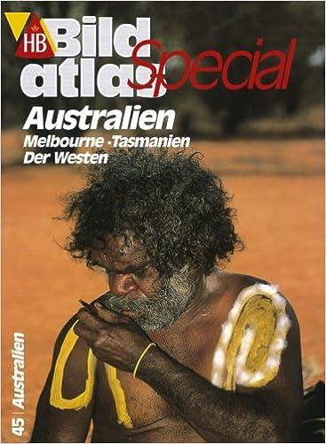 HB Bildatlas Special Australien, Melbourne, Tasmanien, Der Westen