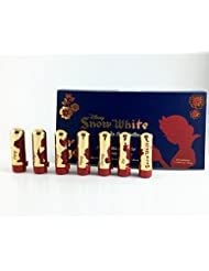 Besame Cosmetics x Disney Snow White The 1937 Collection 7 Dwarfs Mini Lipstick Set