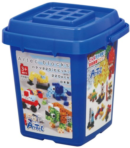 Artec Block Bucket Vivid (Basic Color)