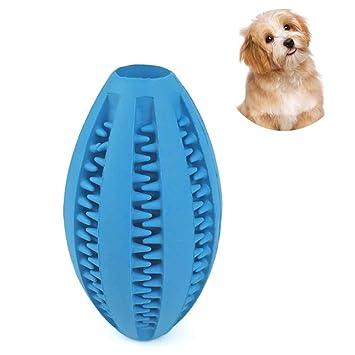 KOBWA - Pelota de Juguete para Perro, Bola de Goma para Juguetes, Juguete de