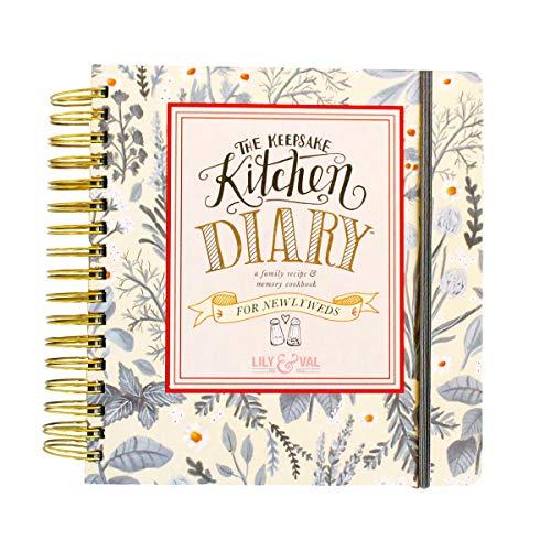 Keepsake Kitchen Diary - Newlyweds