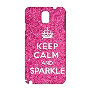 Angl 3D Case Cover Pnik Cute Phone Case for Samsung Galaxy Note3
