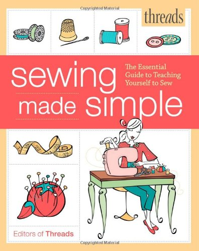 Threads Sewing Made Simple Essential
