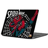 Skinit Marvel Spider-Man MacBook Pro 13-inch (2016-17) Skin - Web-Slinger Spider-Man Comic Design - Ultra Thin, Lightweight Vinyl Decal Protection