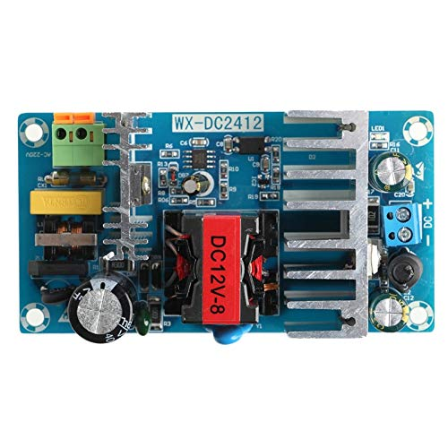 Utini New 6A-8A Unit for 12V 100W Switching Power Supply Board AC-DC Circuit Module L15