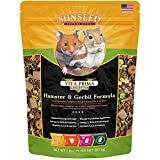Sunseed 36043 Vita Prima Sunscription Hamster & Gerbil Food - High-Variety Formula, 2 LBS