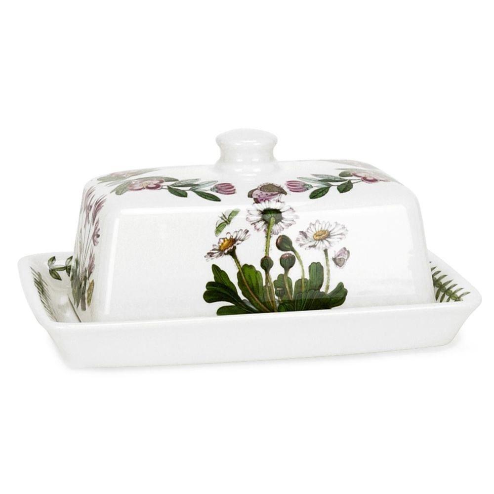 Portmeirion Botanic Garden - Covered Butter Dish