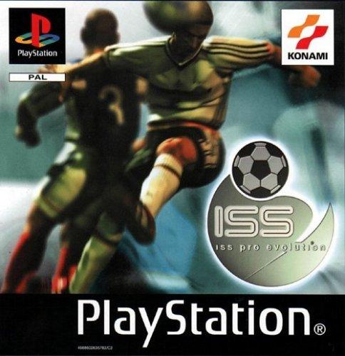 Playstation 1 - ISS Pro Evolution: Sony Playstation: Amazon