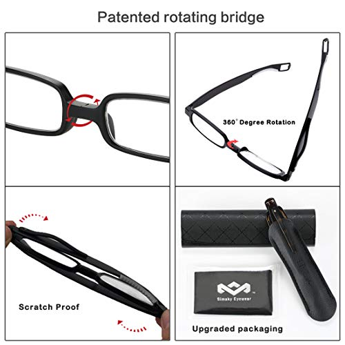 310a2927386 Reading Glasses for Men and Women Compact