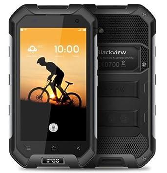 Blackview BV6000 4G Android Dual SIM Smartphone: Amazon.es ...