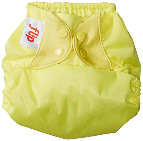 Flip: One-Size Snap Closure Diaper Cover