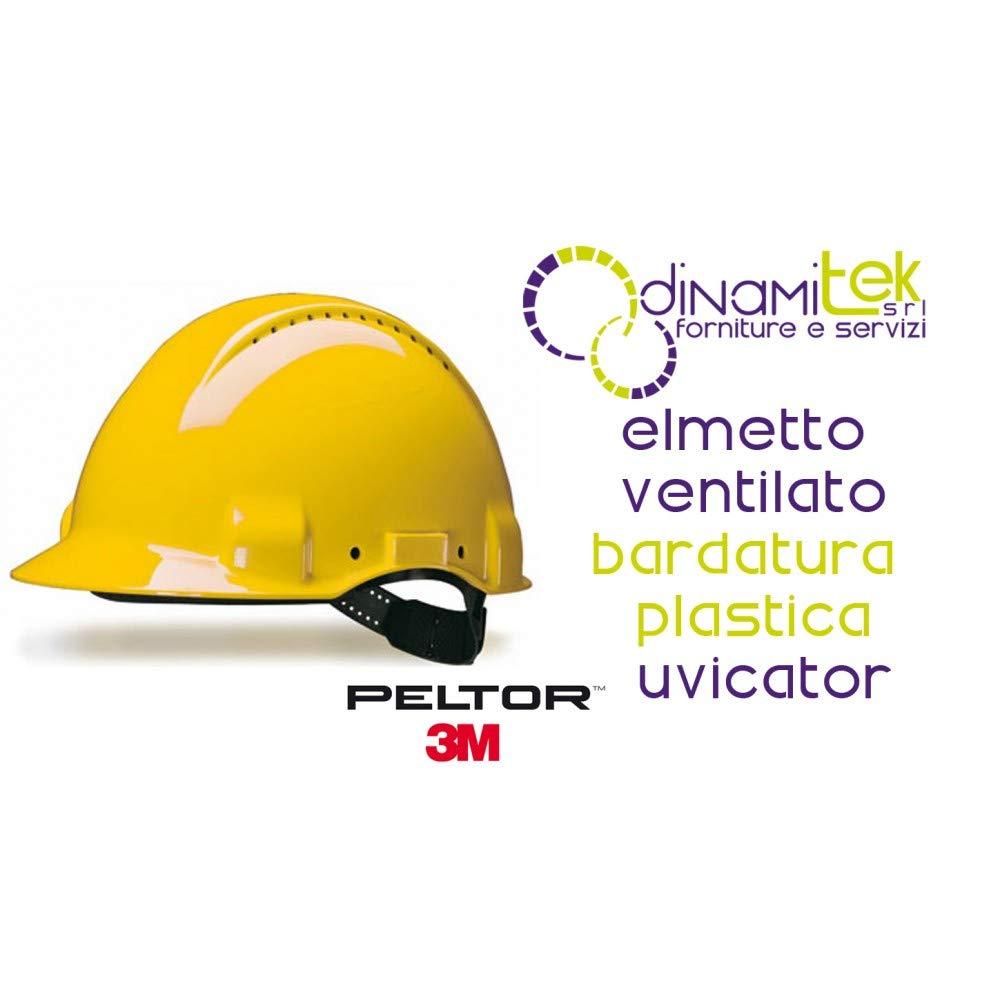3M G3000CUV-GU protección para la cabeza Cuero, De plástico ...