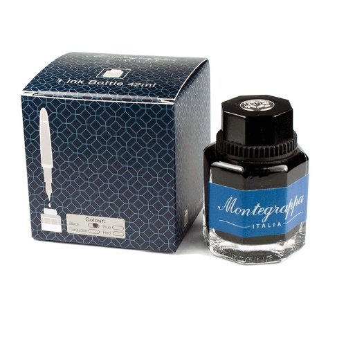 Montegrappa Black Ink Bottle Refill by Montegrappa