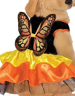 Rubie's Pet Costume, Monarch Butterfly