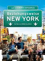 Filmcover Beziehungsweise New York