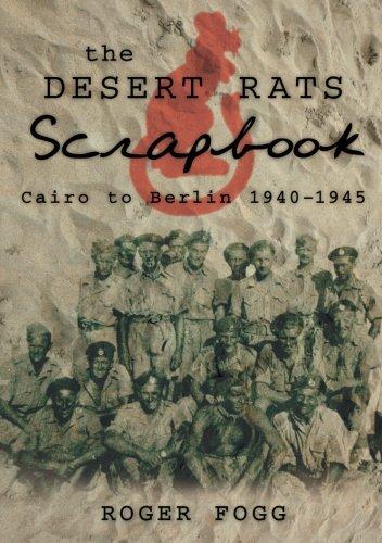 The Desert Rats Scrapbook pdf epub