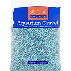 Epoxy Coated Aquarium Gravel, 5 Lb-stoney River