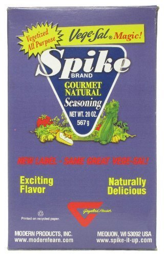 Spike Ssnng Vege-Sal