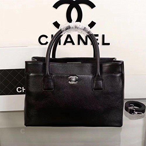 Jual Simple-Chanel Women s Back Hand Bag Satchel Bag - Top-Handle ... 2efe50b39c