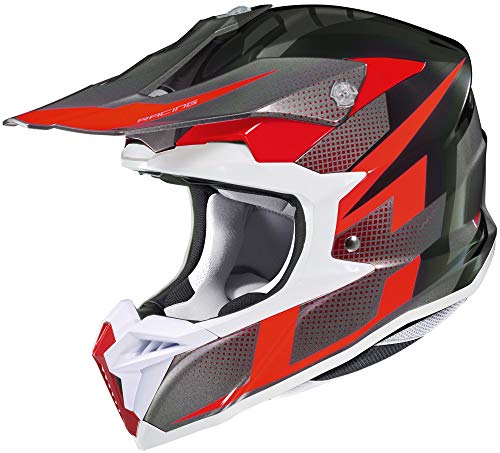 HJC SPX CONTACT MC-1 SIZE:MED Motorcycle Off-Road-Helmet