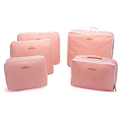 Bolsas organizadoras para viaje, 5 unidades, bolsas de ...