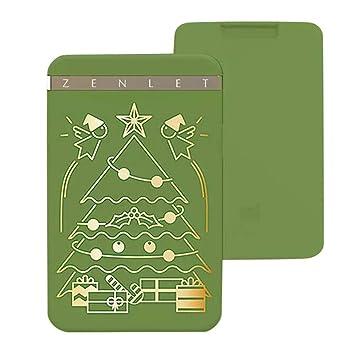 ccd05a4f548 Carte de Crédit support Wallet-diadia Push-Pull pour carte de Noël pour  femme