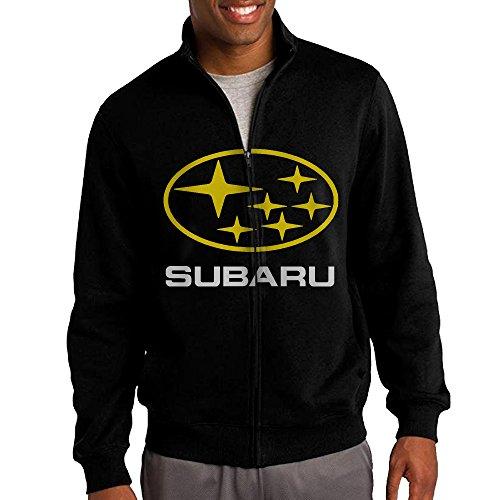 KIHOYG Men's Subaru Logo Jacket