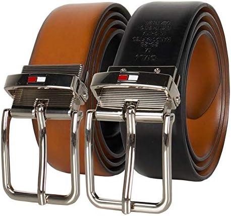 Tommy Hilfiger Boys` Big Dress Reversible Belt