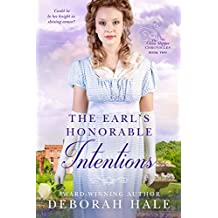 The Earl's Honorable Intentions (The Glass Slipper Chronicles Book 2)