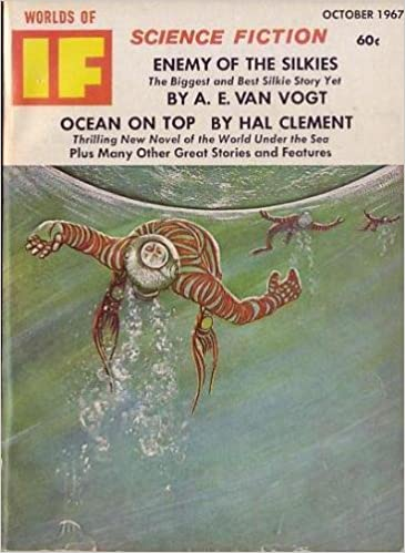Amazon.com: Worlds of If Science Fiction - October 1967 (Vol ...