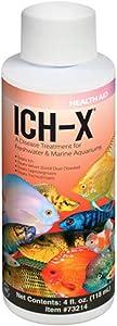 Hikari Usa AHK73214 Ich-X for Aquarium, 4-Ounce