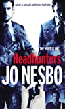 Headhunters by Jo Nesbo front cover
