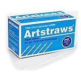 Artstraws School Pack (Thin White)