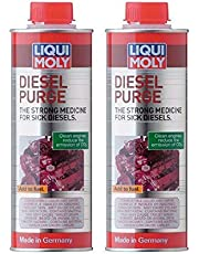 Liqui-Moly Diesel Purge Injection Cleaner (500 ml) 2 pack