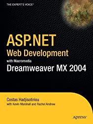 ASP.NET Web Development with Macromedia Dreamweaver MX 2004 (Expert's Voice)