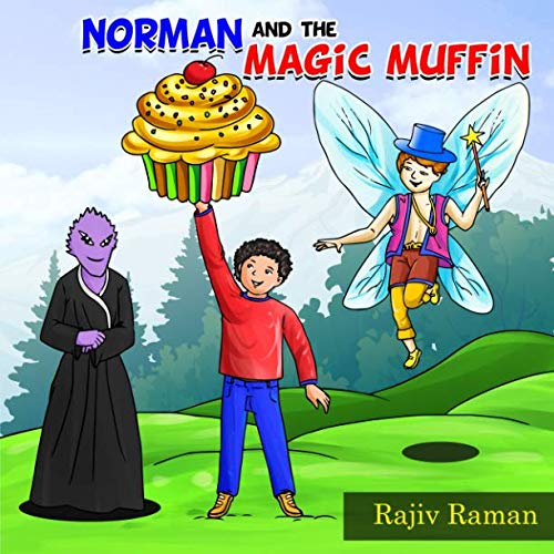 Norman and the Magic Muffin - Magic Muffin