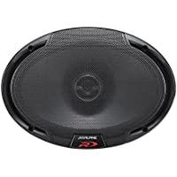ALPINE SPR-69 6X9 2-WAY COAXIAL SPEAKERS 300W PEAK / 100W RMS