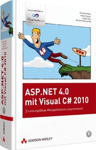 asp-net-4-0-mit-visual-c-2010-leistungsfhige-webapplikationen-programmieren-programmer-s-choice