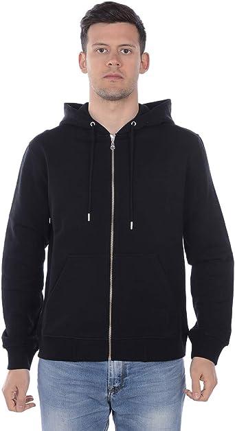 sweatshirt zippé kenzo homme