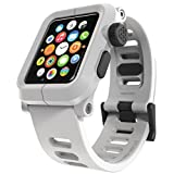 LUNATIK EPIK-003 Polycarbonate Case and Silicone Strap for Apple Watch, 42mm