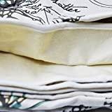 Handmade velvet inner durable 27-inch dust cover