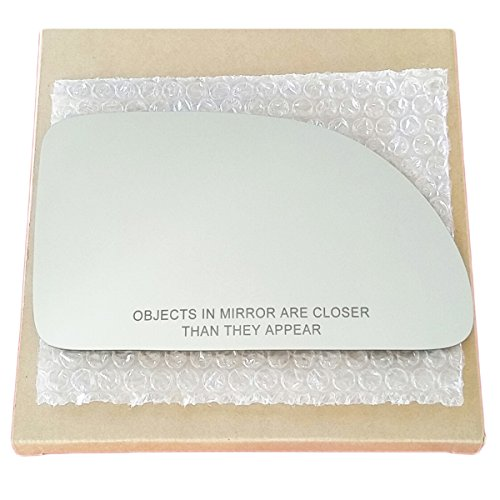 Mirror Glass and Adhesive | 05 - 09 Chevy Equinox / 02 - 07 Saturn Vue / 06 - 07 Pontiac Torrent SUV Passenger Right Side Replacement