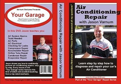 amazon com auto air conditioning repair dvd video course movies tv rh amazon com