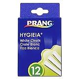 Prang Hygieia Chalkboard Chalk, 3.25 x 0.375 Inch