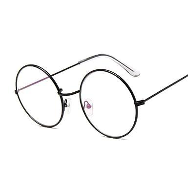 16b5c66eba27d Image Unavailable. Image not available for. Color  2019 Retro Round Pink Sunglasses  Women Men Brand Designer ...