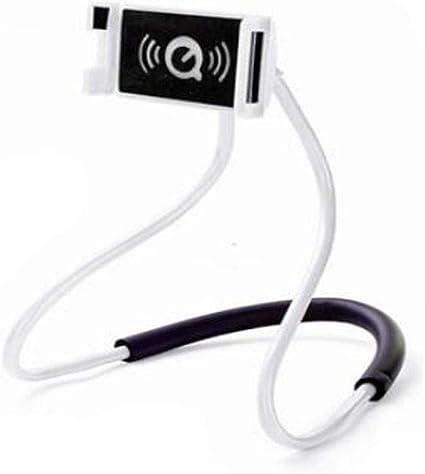 Black Beautiful Universal Adjustable Flexible Jinnuotong Mobile Phone Holder Tablet Holder Base Desktop Smartphone Mobile Phone Tablet Mobile Phone Holder Charging and Anti-Skid Bracket