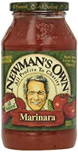 Newman's Own Marinara Sauce, 24 Ounce