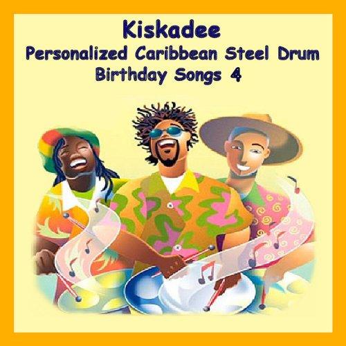 Amazon.com: Personalized Caribbean Steel Drum Happy